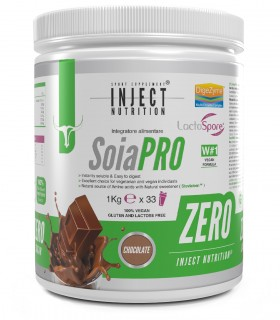 SOIA PRO ZERO (1kg) INJECT NUTRITION