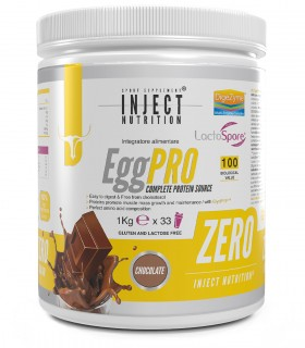 EGG PRO ZERO (1kg) INJECT NUTRITION